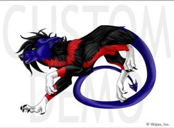nightcrawler by ZannaTheRiolu