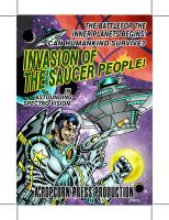 Invasion of the Saucer People by BKMcDevitt