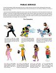 Public Service Characters by hany-khattab