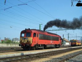 M41 2105 leave in Csorna by morpheus880223