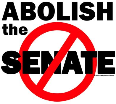 Abolish the Senate by theRealJohnnyCanuck