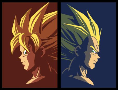 DBZ: Rivals by Risachantag