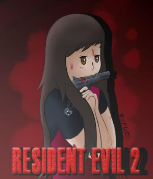 Oc (Resident Evil 2) by ZoruDawn