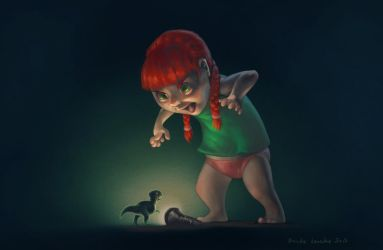 Scary by Lutri
