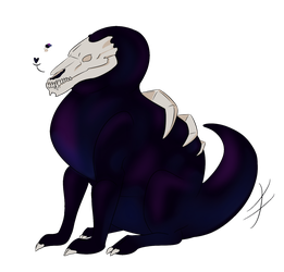 Ooze Hound Adopt 1 [OPEN] by issaMorg