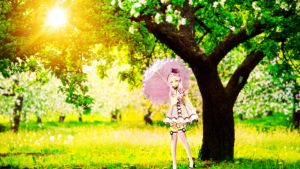 MMD Pic-Sweet in Green by highesteverafter
