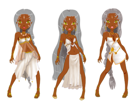 Isis chara sheet copie by W-hiteJaguar
