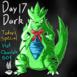 Pokeddex: Day 17 by CandidCanine