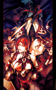 Blazblue - Fate Intertwined II by lightning-seal