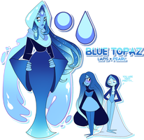 [CLOSED] Fusion Adopt: Blue Topaz by Booty-Bae-Adopts