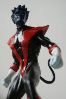 Nightcrawler from X-men by JokerZombie