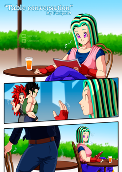 Table conversations 1 by Furipa93