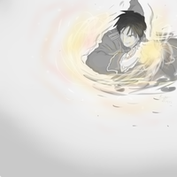 Roy Mustang by Mizzzen