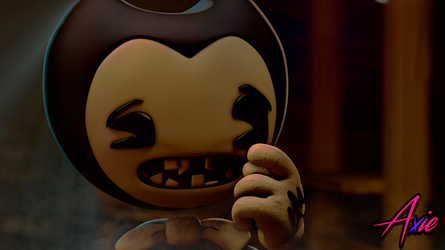 What happened to Bendy's teeth? by realAxie