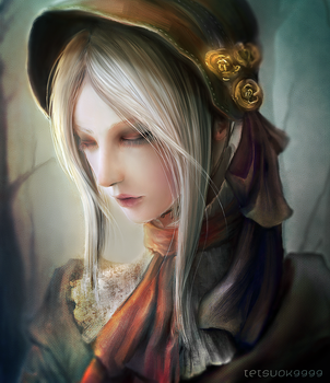 Bloodborne - Plain Doll by tetsuok9999