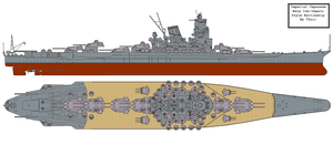 When Yamato meets the Ise by Tzoli