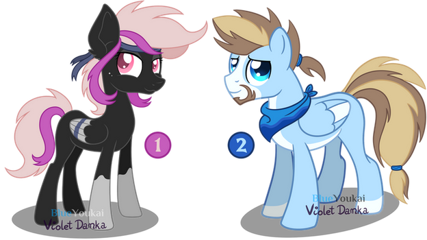Collab Adoptables - Closed by VioletDanka-n-Silly