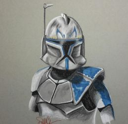 Captain Rex by mayhemcamaro
