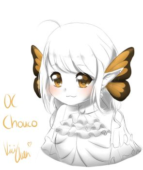 OC Chouco (2017) by ViciChan