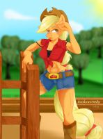Applejack by bookxworm89