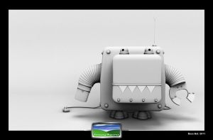 Boss Bot by FarawayPictures