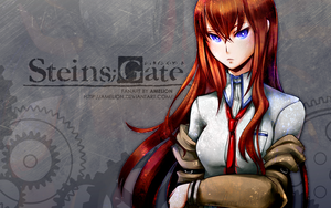 . Steins Gate . by Amelion