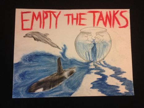 Empty the Tanks by dracoaestas