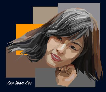 Lee-Yeon-Hee by Amysince2014