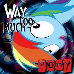 iTunes Art - Too Much Pony by SailorCardKnight
