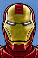 Ironman Portrait Series by Thuddleston