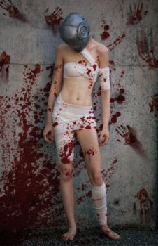 Elfen Lied by TheSinisterLove