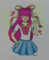 Giffany by WolfReed301