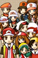I want to be the very best by lene