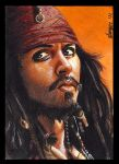 Captain Jack Sparrow by SSwanger