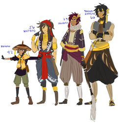 Doodle: Blade Height Comparison by Reniwi