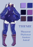 CE- Design a Costume by Toxic-Brownie