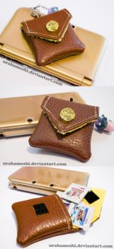 Game(s) Hanging Pouch For 3DS DS PSVita by UraHameshi