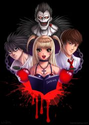 Death Note by Bomu
