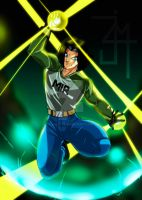 Android 17 by JI4M
