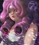 Steven Universe - A Pale Rose by Zinrius
