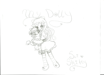 Sui's Dolly by skittynya