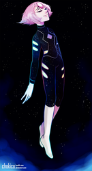 Space Suit by Chokico