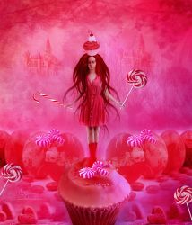My candy land by annemaria48