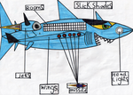 A-Shark-Plane by sgtjack2016