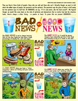CRACKED 'Good vs. Bad' Pg. 1 by Huwman