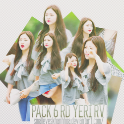 Pack #5 6 Render and stock Yeri by smalleyeskhanhhoa