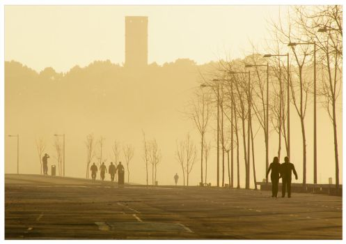 The Walkers by JoseMelim
