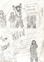 Bless Me, Stone Giants by Hasami-hime