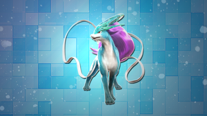 Suicune Wallpaper (HD 1920x1080) by FlighterZ