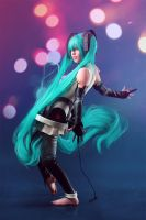 Miku by simplearts